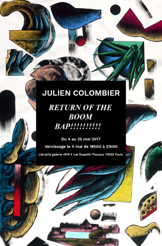 Julien Colombier chez 0fr